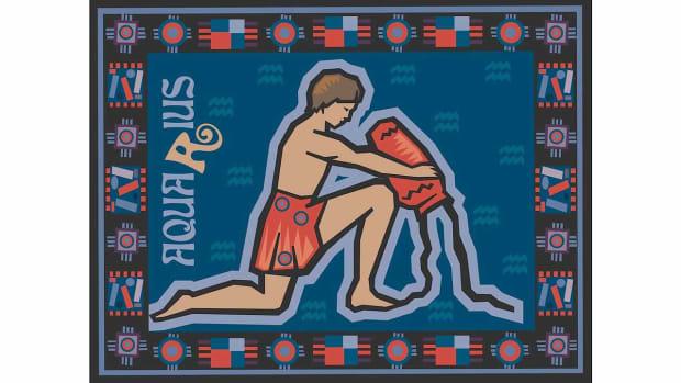 K. Aquarius Personality Promo Image