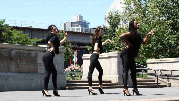 P. How to Dance like Beyonce in Single Ladies, Part 1 Promo Image