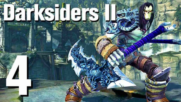 D. Darksiders 2 Walkthrough Part 4 - Introduction Promo Image