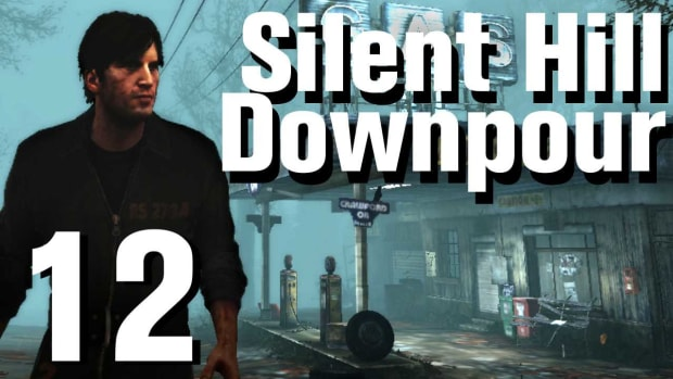 L. Silent Hill Downpour Walkthrough Part 12 - The Devil's Train Promo Image