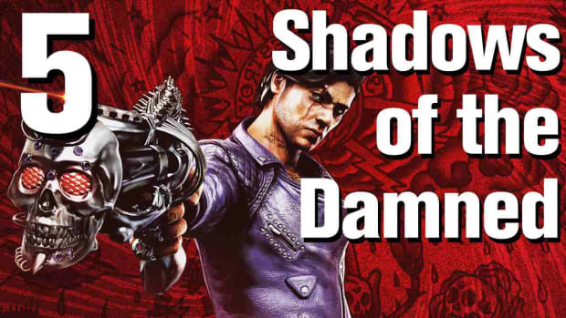 E. Shadows of the Damned Walkthrough: Act 2-1 Take Me To Hell (4 of 5) Promo Image