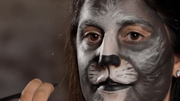 M. How to Make Up Your Nose to Look like a Cat Promo Image