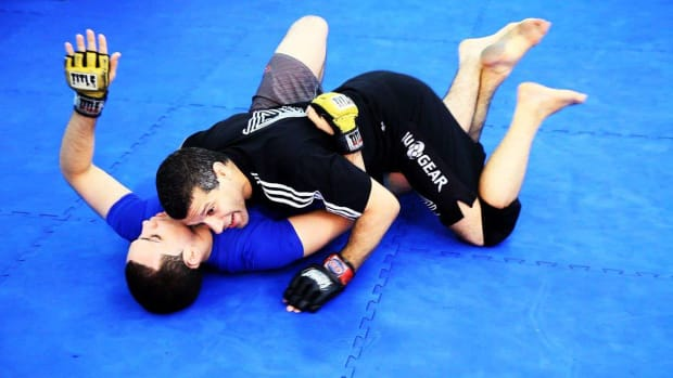 ZG. How to Do Body Clinch Moves in MMA Fighting Promo Image