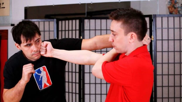 F. Cooperative Training vs. Competitive Training in Wing Chun Promo Image
