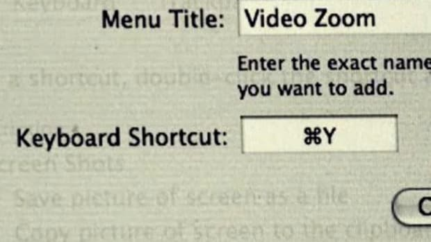 ZF. How to Assign Shortcut Keys on a Mac Promo Image