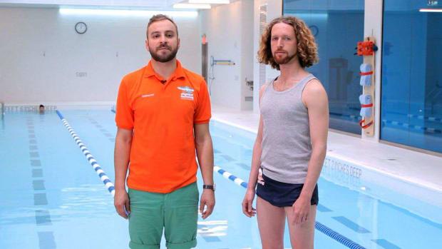ZD. How to Swim with Vadim Shoykhet & Gregory Feldman Promo Image