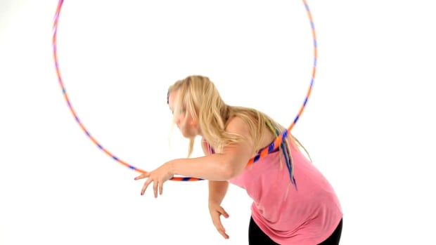 ZB. How to Do a Hula Hoop Vertical Back Roll Promo Image