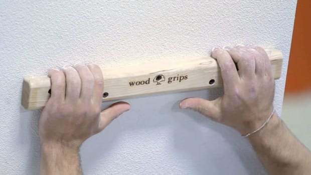 ZG. How to Use a Campus Board for Indoor Rock Climbing Promo Image