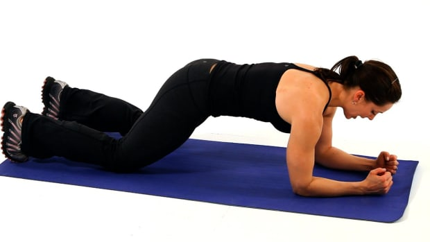 ZA. Core-Strengthening & Lower Stomach Exercises Promo Image