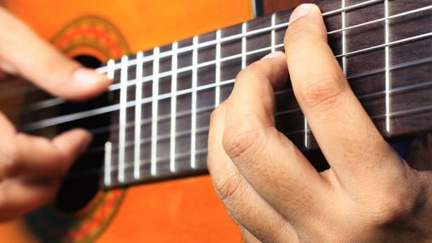O. How to Play Advanced Fingerpicking Patterns Promo Image