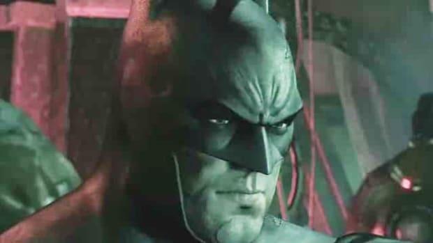 ZZC. Batman Arkham City Ending Promo Image