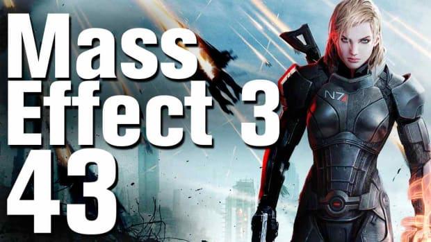 ZQ. Mass Effect 3 Walkthrough Part 43 - Tuchanka - Shroud Facility Promo Image