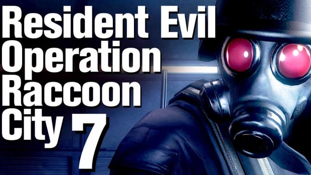G. Resident Evil Operation Raccoon City Walkthrough Part 7 - Corruption Promo Image