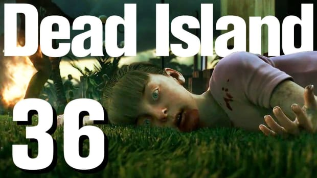 ZJ. Dead Island Playthrough Part 36 - Sacred Silence / Drowned Hope Promo Image