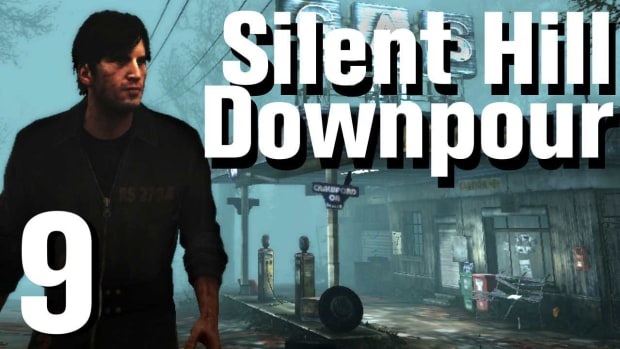 I. Silent Hill Downpour Walkthrough Part 9 - Water Chute Machine Promo Image