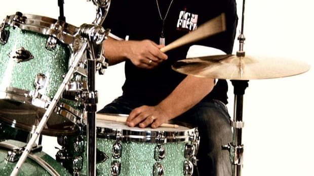 ZZZE. Introduction to Latin Drumming Promo Image