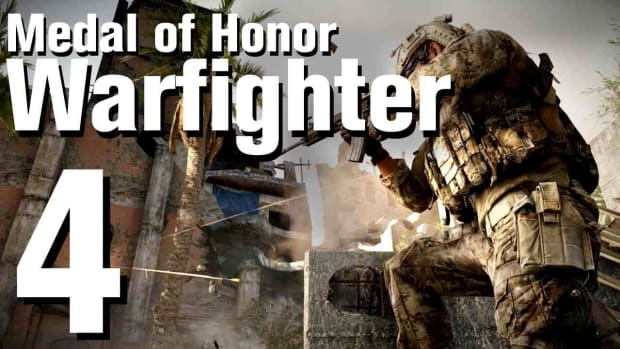 D. Medal of Honor: Warfighter Walkthrough Part 4 - Chapter 3: Stump Promo Image