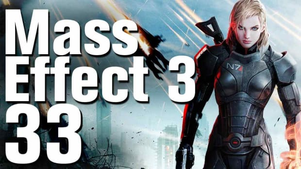 ZG. Mass Effect 3 Walkthrough Part 33 - Utukku Promo Image