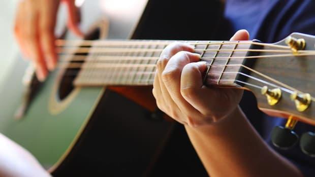 N. Basic Guitar Fingerpicking Patterns Promo Image