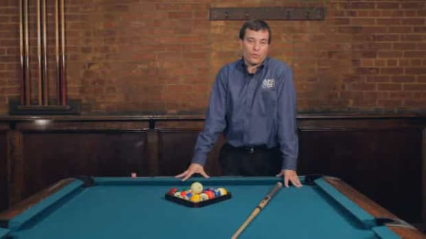 ZZR. How to Make Pool Trick Shots with Andy Segal Promo Image
