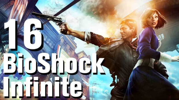 P. BioShock Infinite Walkthrough Part 22 Promo Image