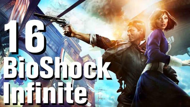 P. BioShock Infinite Walkthrough Part 22 Promo Image