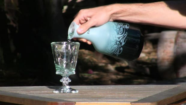 N. How to Drink Absinthe Promo Image