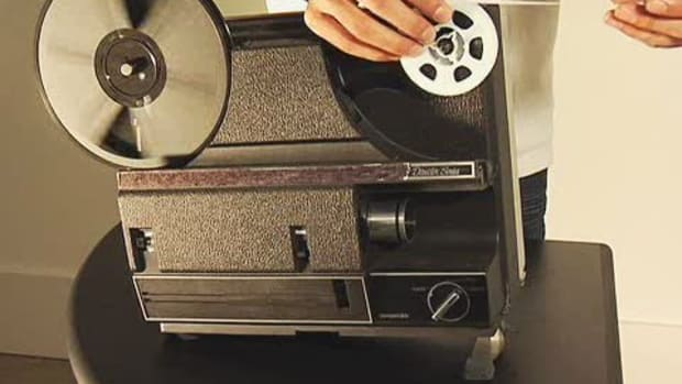 M. How to Transfer Super 8mm Film to Your Computer Promo Image
