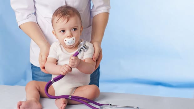 I. 6 Tips for Baby's Month 4 Doctor Visit Promo Image