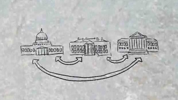 R. How to Understand the 3 Branches of Government Promo Image