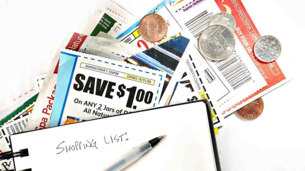 H. 5 Best Couponing Strategies Promo Image