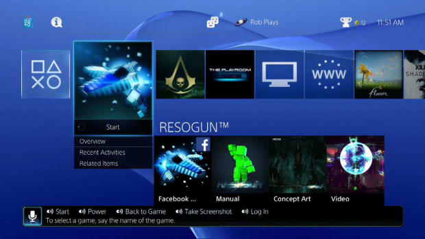 V. Does PlayStation 4 Support Voice Commands? Promo Image