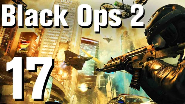 Q. Black Ops 2 Walkthrough Part 17 - Shipwreck Promo Image