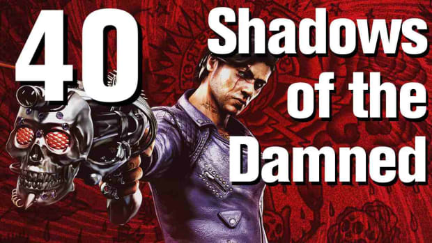 ZN. Shadows of the Damned Walkthrough: Act 5-1 Twelve Feet Under (1 of 5) Promo Image