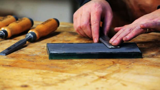 I. How to Tune Up a Wood Chisel for Woodworking Promo Image