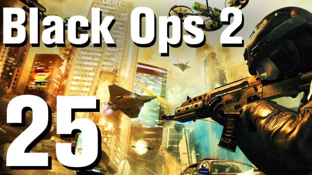 Y. Black Ops 2 Walkthrough Part 25 - Karma Promo Image