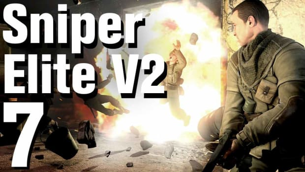G. Sniper Elite V2 Walkthrough Part 7 - Mittelwerk Facility Promo Image