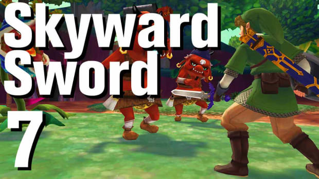 G. Zelda: Skyward Sword Walkthrough Part 7 - Wing Ceremony Promo Image