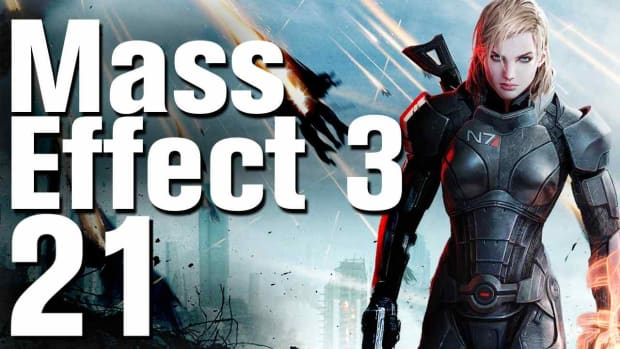 U. Mass Effect 3 Walkthrough Part 21 - Grissom Academy Promo Image