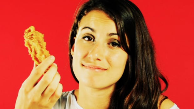 X. Quick Tips: How to Cancel Out Fatty Foods Promo Image