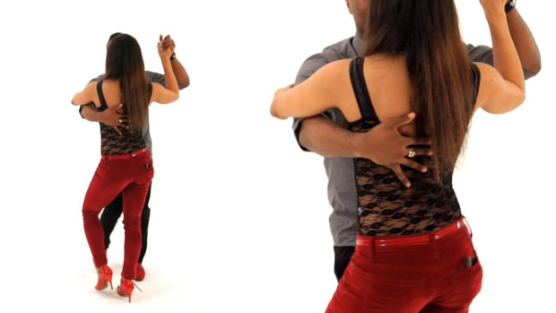 D. How to Do a Bachata Basic Side-to-Side Promo Image