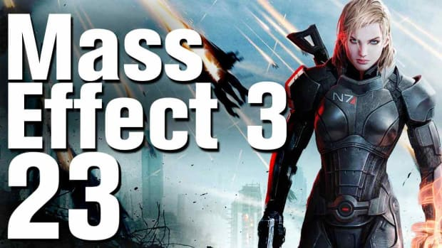 W. Mass Effect 3 Walkthrough Part 23 - Grissom Academy Promo Image
