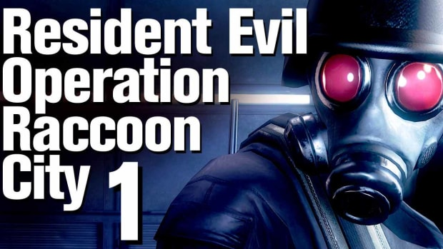 A. Resident Evil Operation Raccoon City Walkthrough Part 1 - Containment Promo Image