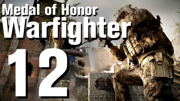 L. Medal of Honor: Warfighter Walkthrough Part 12- Chapter 7: Preacher Promo Image