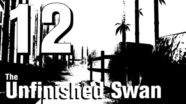 L. The Unfinished Swan Walkthrough Part 12 - Chapter 2 Promo Image