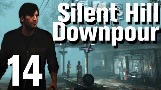 N. Silent Hill Downpour Walkthrough Part 14 - Stop the Patrol Cars Promo Image
