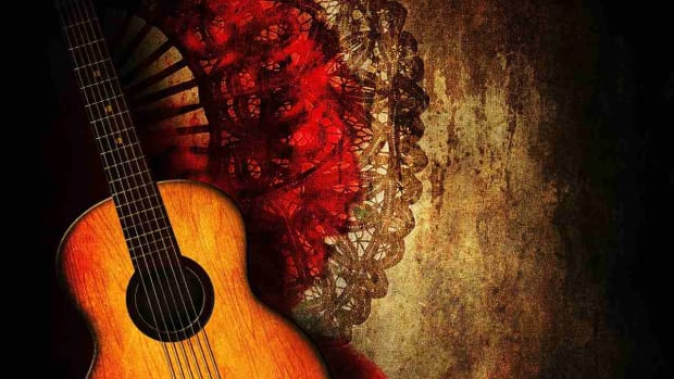 E. Flamenco Music & Flamenco Guitar Promo Image