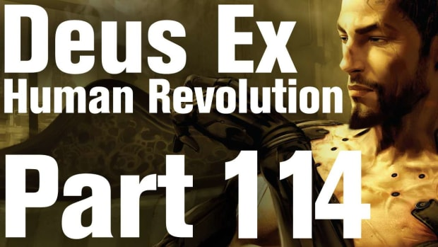 ZZZZJ. Deus Ex: Human Revolution Walkthrough - Acquaintances Forgotten (1 of 4) Promo Image