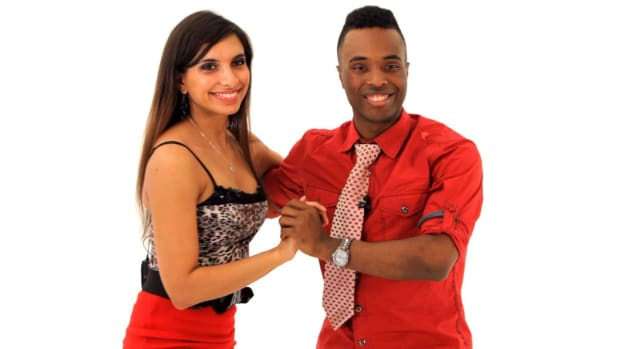 ZT. How to Bachata with Edwin Ferreras & Daniela Grosso Promo Image