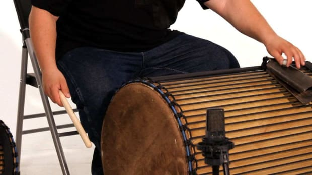 ZF. How to Play the Dundun Kuku Rhythm Promo Image